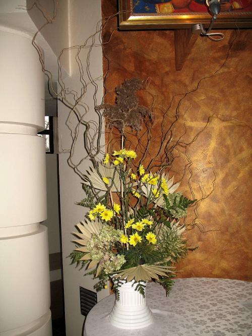 #kwiaty #bukiety #kościół