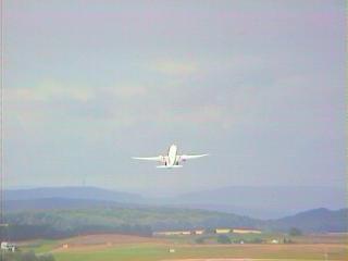 B777 SQ wystartował do Singapuru. #samolot