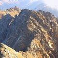 tatry - orla perć #góry #Tatry #OrlaPerć #widoki #powietrze #dal #groza #wędrówki #niebo