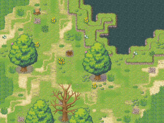 re: RMXP Map Gallery IV - Page 14 - RPG Maker XP Forum