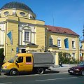 TOMASZÓW MAZOWIECKI - gmach banku przy ul.Mościckiego #bank #budynek #gmach #TomaszówMazowiecki #Mościckiego