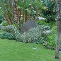 Rzezby z roślin w parku przed Kasynem #MonacoIMonteCarlo