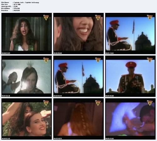 [RS] Captain Jack - Captain Jack (1995) )(Video)