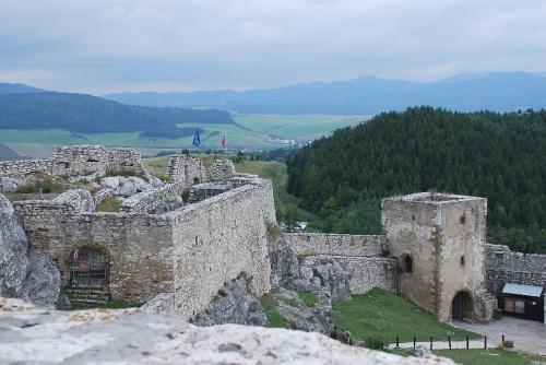 ZAMEK SPISKI #zamek #spiski #słowacja