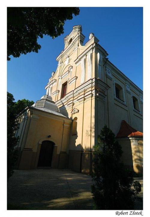 Kościół św. Stanisława w Żerkowie #Żerków #kościół