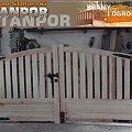 ... #Stanpor #bramy #ogrodzenia #furtka #drewniana #ZakładStolarski #sochy #StalowaWola #WyrobyZDrewna