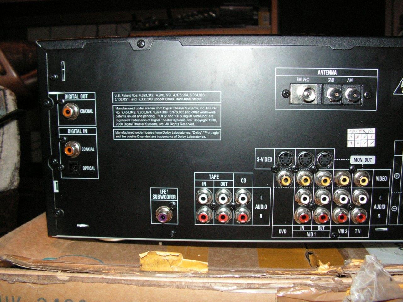 Harman kardon avr 1550 / Generadores electricos portatiles