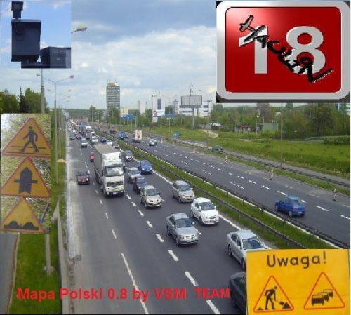 Mateuszzgodzaj 18 Wheels Of Steel Haulin Mapa Polski 0 3 Beta