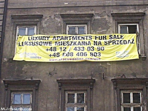Luxury Apartments Cracow