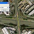 skrzyżowanie przykładowe #xing #skrzyżowanie #autostrada #usa