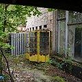 Budka telefoniczna obok PKS #zona #chernobyl #czarnobyl #pripyat #prypec #pks #opuszczone #promieniowanie #katastrofa