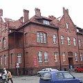 Budynek dawnego Urzędu Gminy w Kochłowicach. Obecnie Ośrodek Zdrowia. Ulica Radoszowska, blisko poczty, #gmina #RudaŚląska #Radoszowska #Kochłowice #kochlowice #Kochlowitz